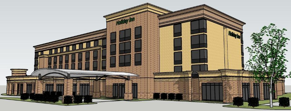 Holiday Inn Warner Robins Northwest Corner