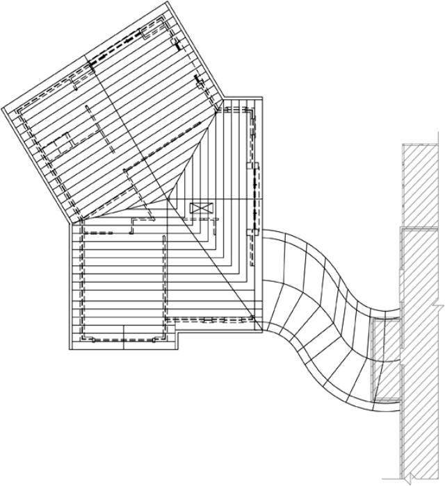 Kusar House Perry Roof Plan