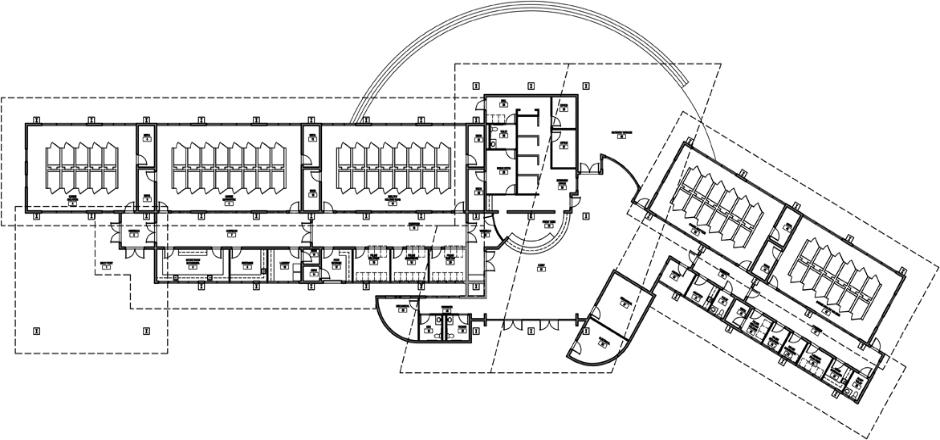 Animal Control Facility Perry Floor Plan