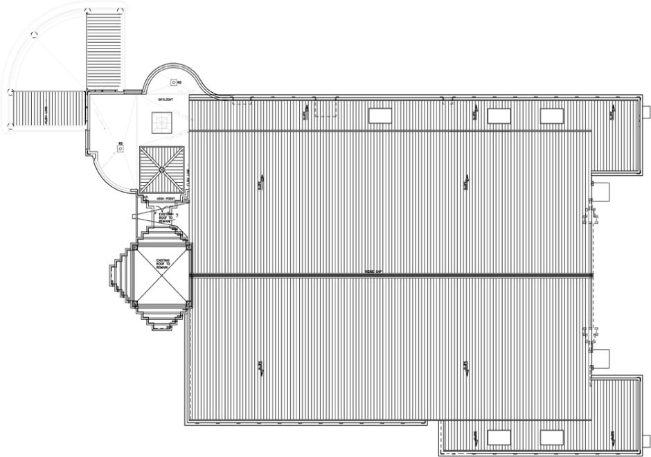 KPS Temple Macon Roof Plan 1