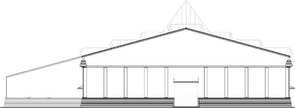 KPS Temple Macon East Elevation 2