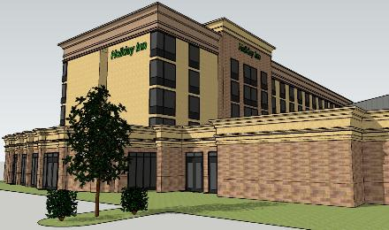 Holiday Inn, Warner Robins