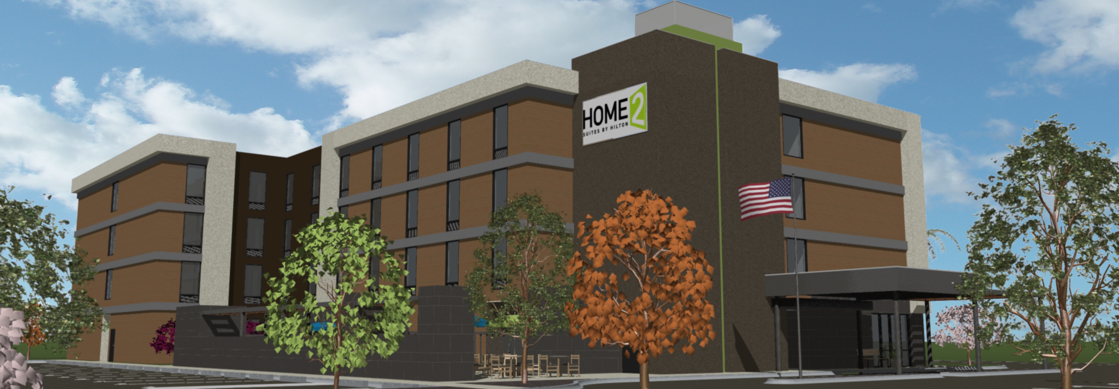 Home2, Warner Robins, GA